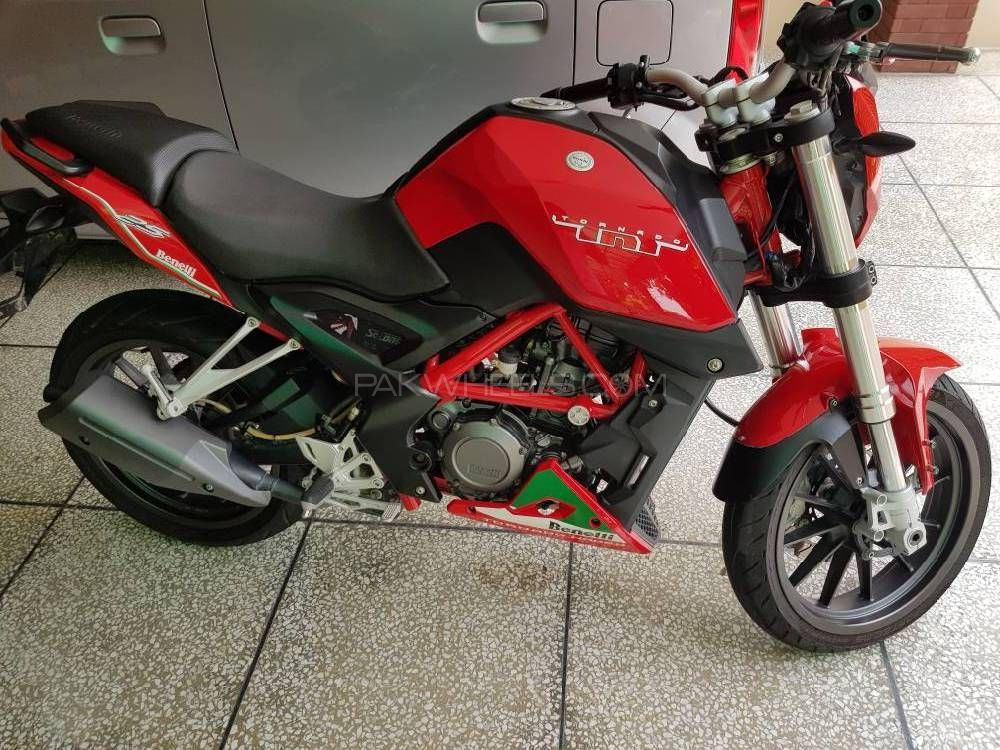Used Benelli TNT 25 2016 Bike For Sale In Lahore