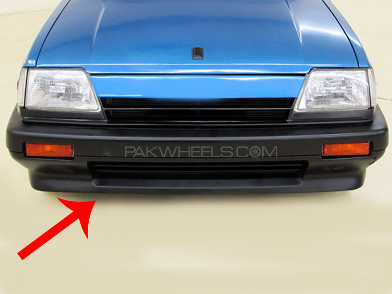 Suzuki Khyber Front Bumper Replacement 1988-1998 in Lahore