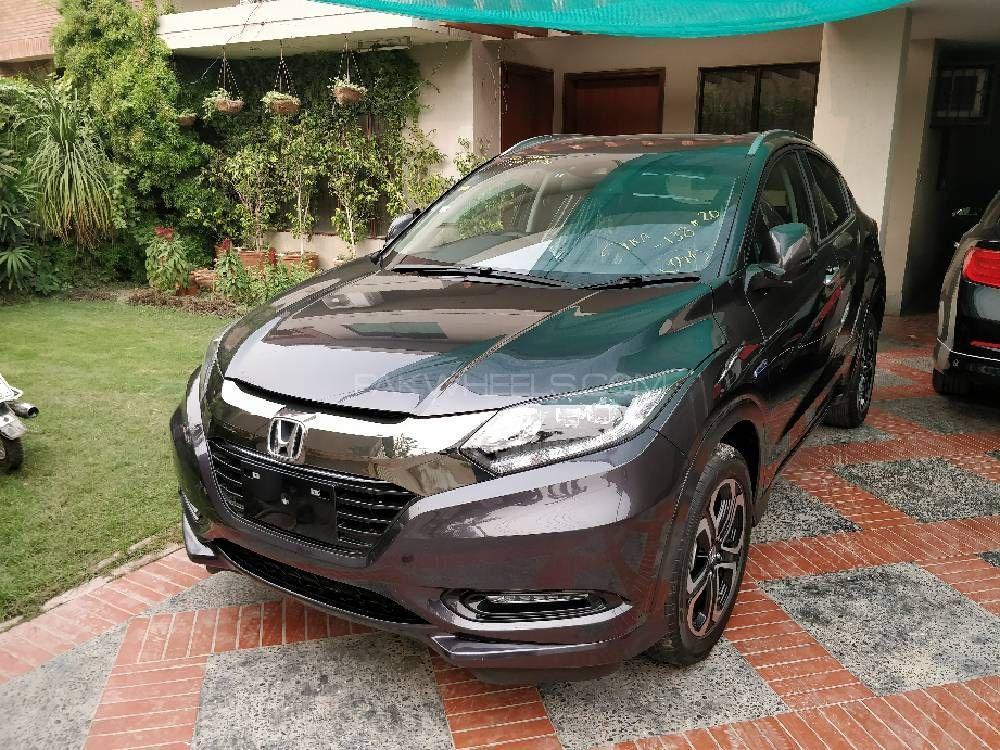 Honda Vezel Hybrid Z Honda Sensing  2016 Image-1