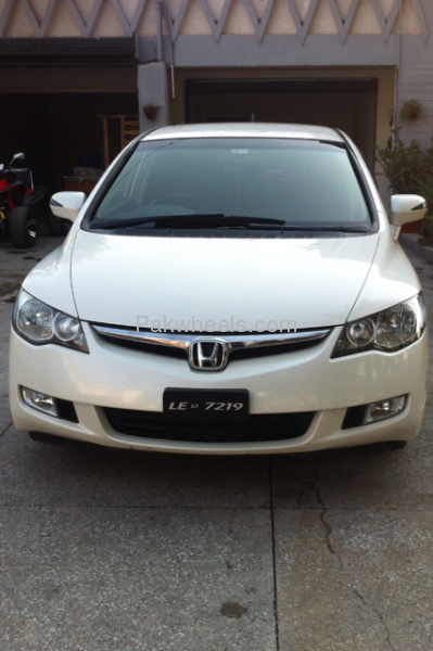 honda civic hybrid 2006 for sale in peshawar pakwheels. Black Bedroom Furniture Sets. Home Design Ideas