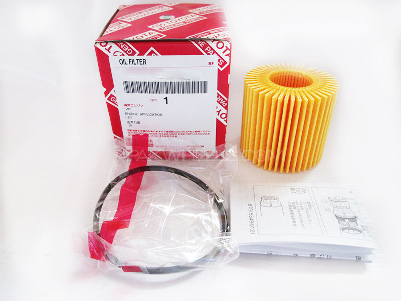 Toyota Corolla 2.OD 2002 - 2008 Replacement Diesel Filter  Image-1