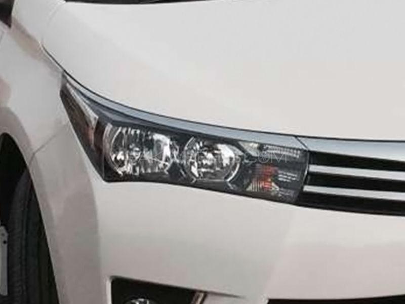 Toyota Corolla Depo Head Light Xli, Gli, Altis 2014-2017 Image-1