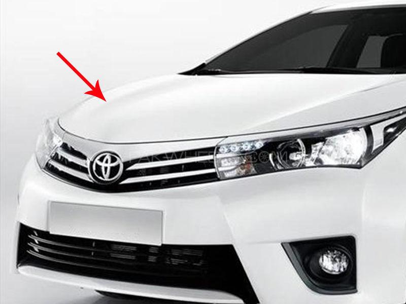Toyota Corolla Taiwan Hood Xli, Gli, Altis 2014 - 2017 Image-1