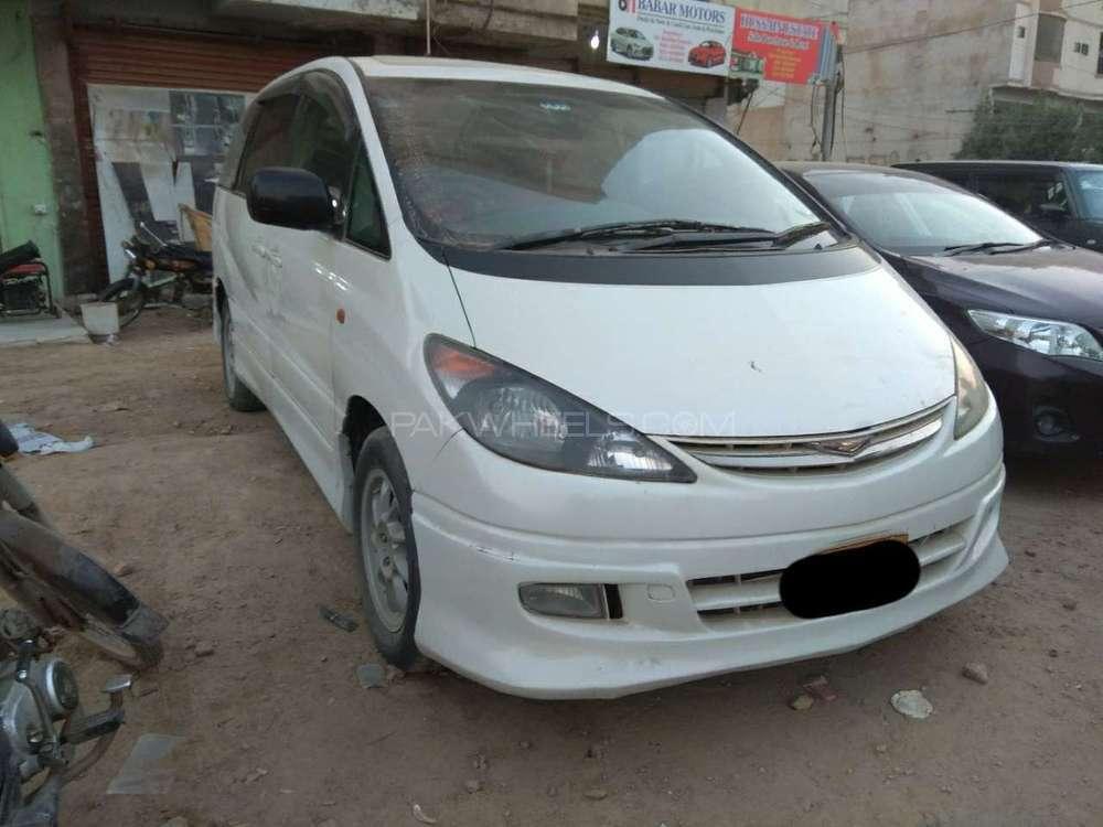 Toyota Estima AERAS 2001 Image-1