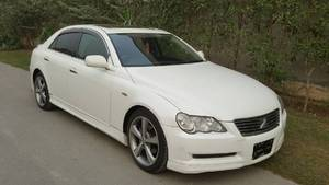Toyota Mark X Prices In Pakistan Pictures And Reviews