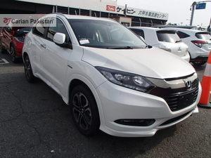 Used Honda Vezel Hybrid Z 2017