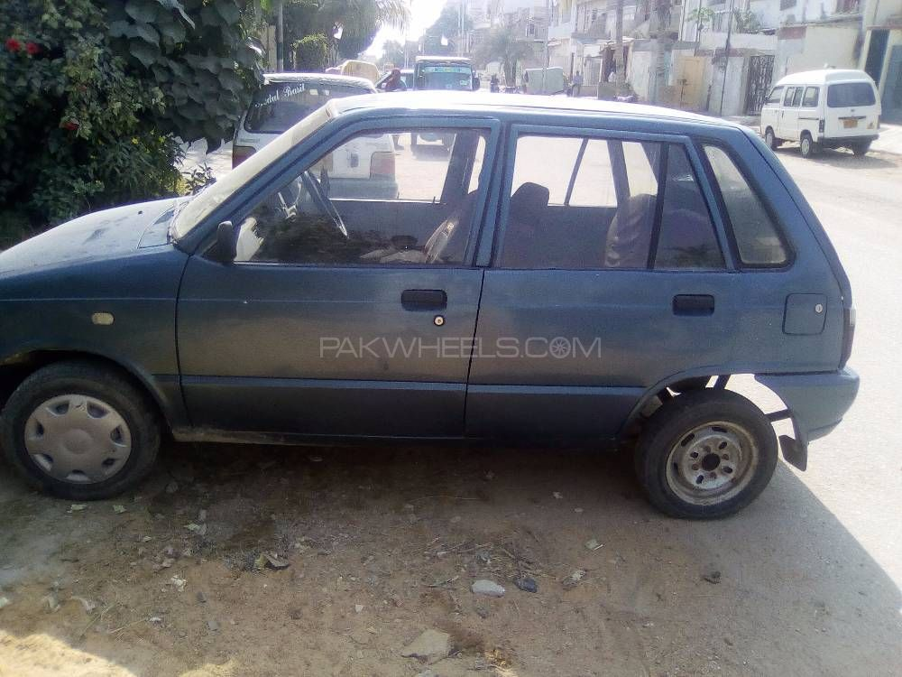 Suzuki Mehran Vxr Cng 2008 For Sale In Karachi Pakwheels