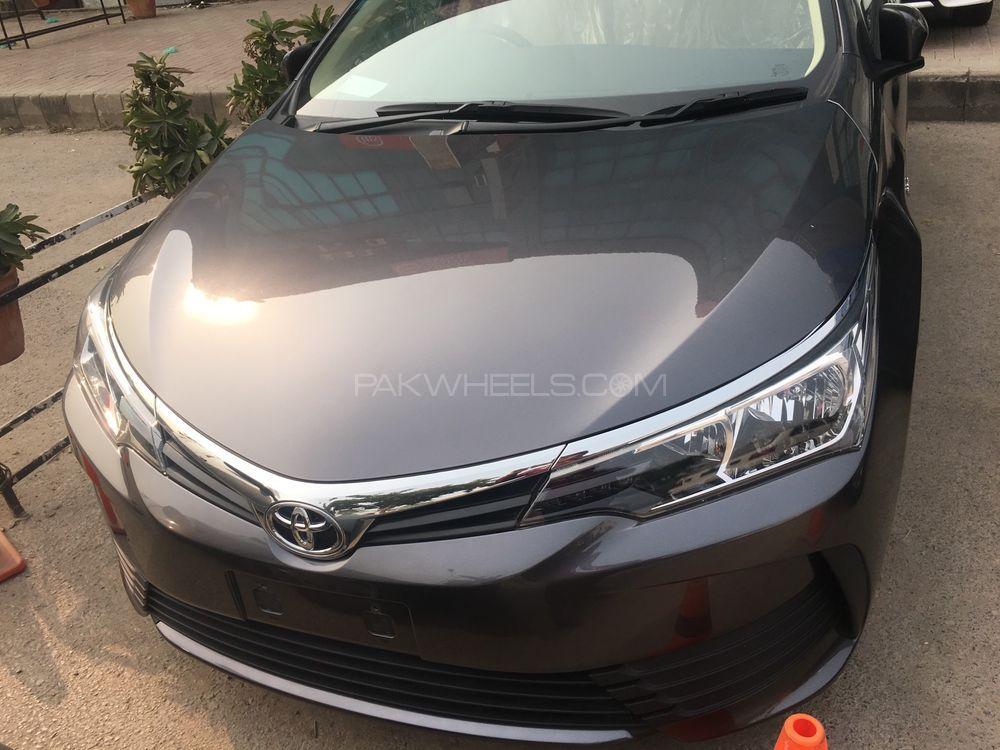 Toyota Corolla 2017 Image-1