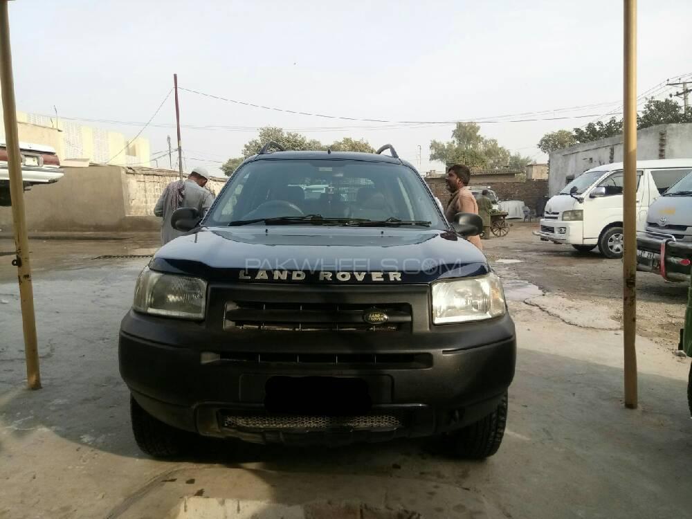 Land Rover Freelander 2004 Image-1