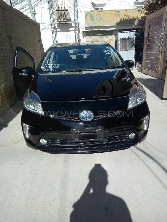 Toyota Prius G Touring Selection Leather Package 1.8 2014 Image-1