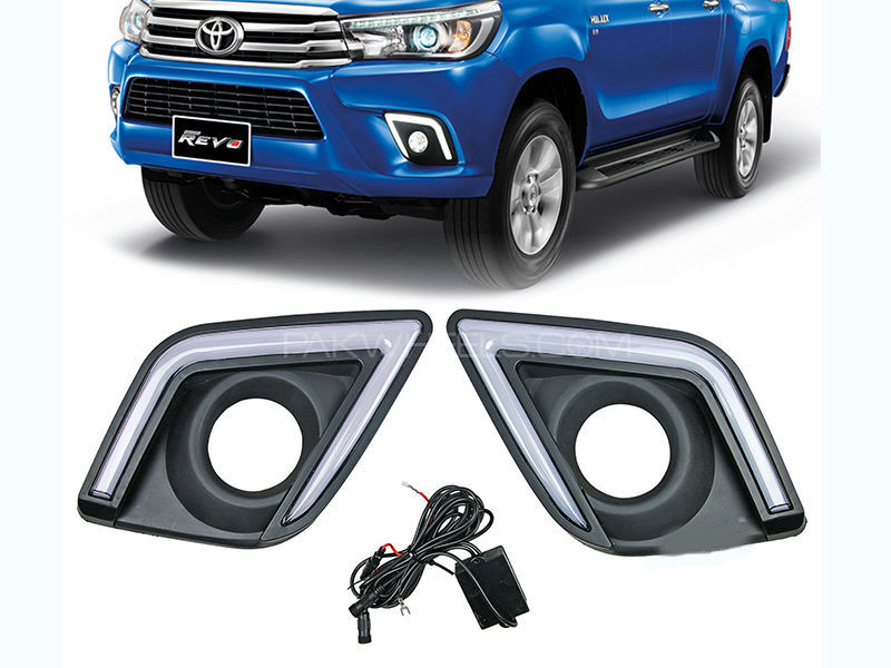 Toyota Revo Drl Covers in Lahore