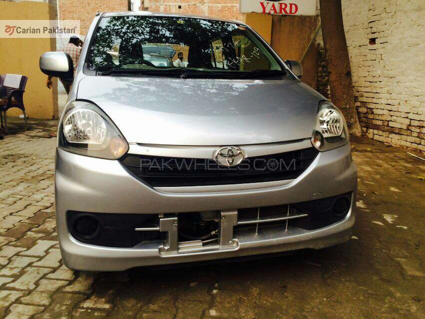 Toyota Pixis Epoch L 2014 Image-1