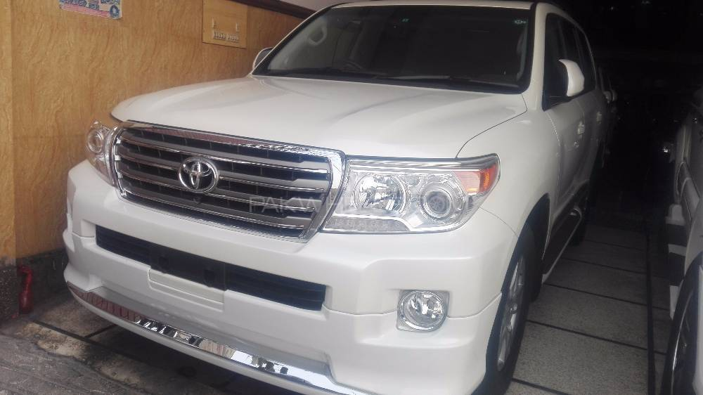 Toyota Land Cruiser AX G Selection 2014 Image-1