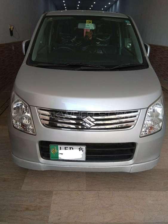 Suzuki Wagon R Fx Limited Price In Pakistan