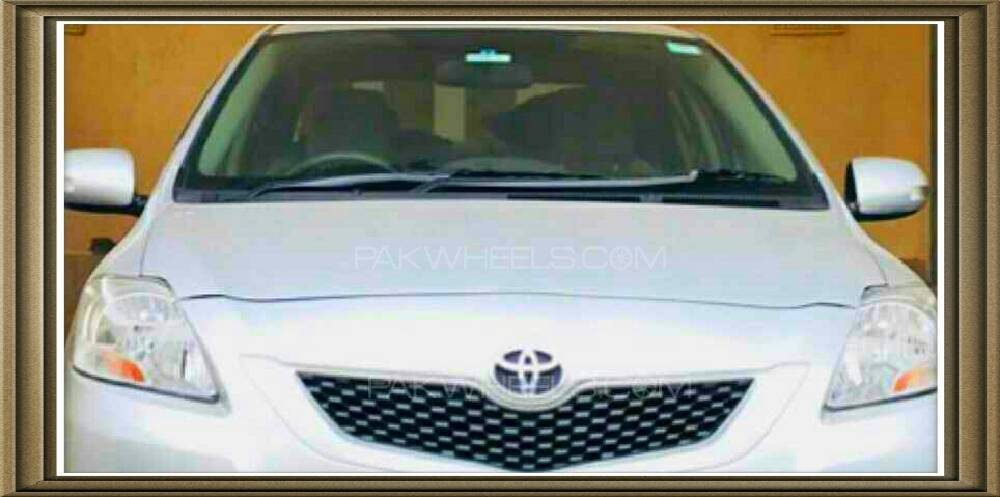 Toyota Belta X Business A Package 1.3 2008 Image-1