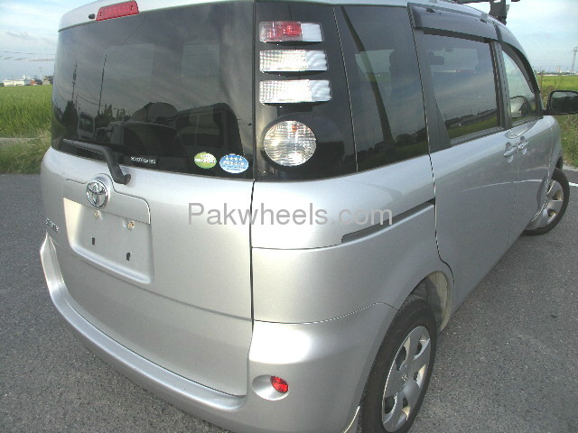 Toyota Sienta X LIMITED 2007 Image-3
