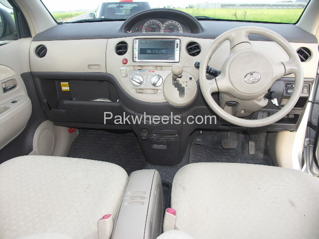 Toyota Sienta X LIMITED 2007 Image-5
