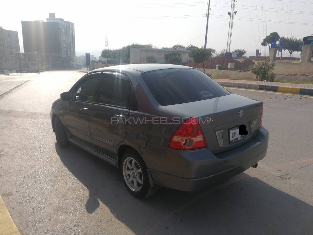 suzuki liana eminent automatic 2010 for sale in rawalpindi pakwheels. Black Bedroom Furniture Sets. Home Design Ideas
