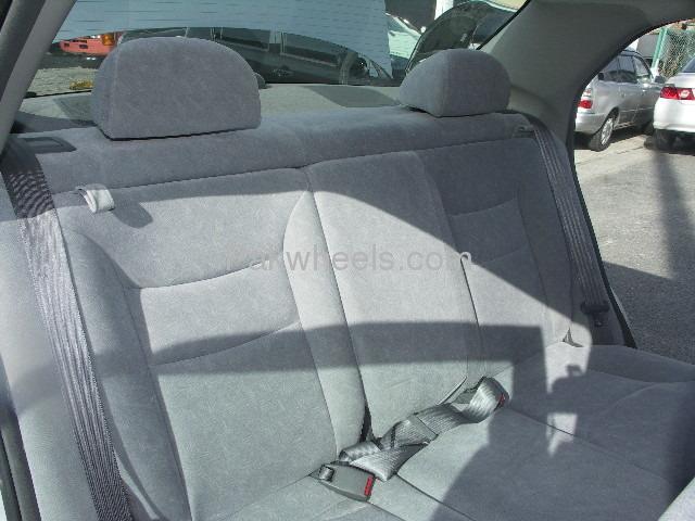 Honda Fit X 2007 Image-7