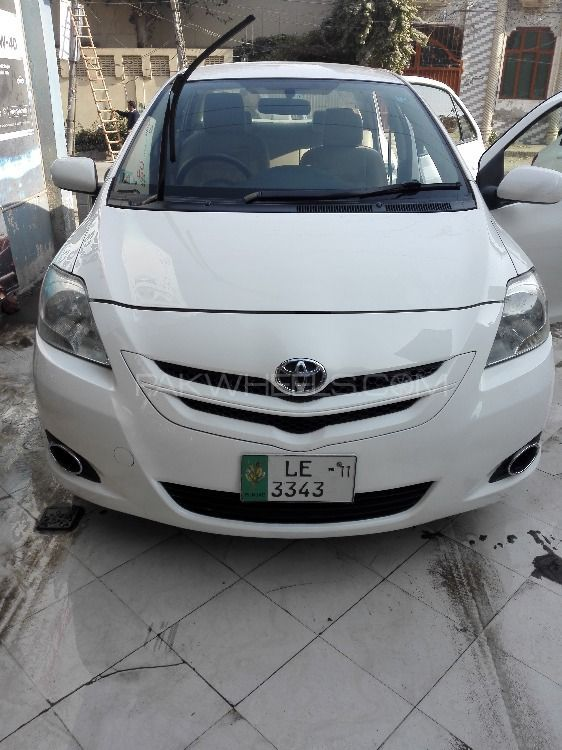 Toyota Belta X Business A Package 1.3 2006 Image-1