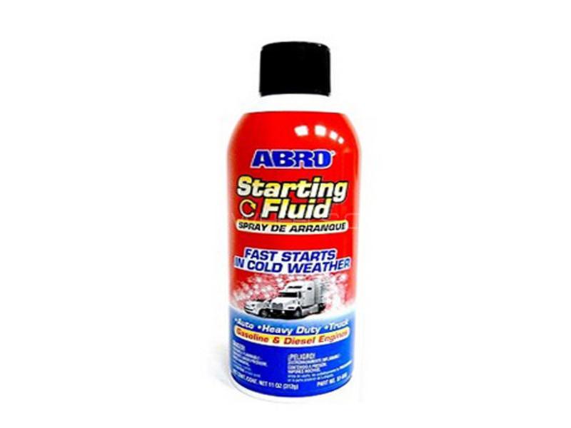 ABRO Starting Fluid - 312gm Image-1