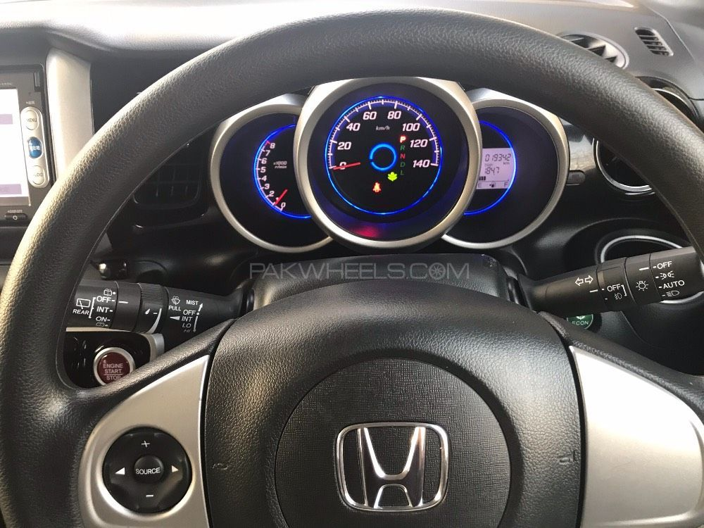 Honda N Box Custom G-TURBO PACKAGE 2014 Image-1