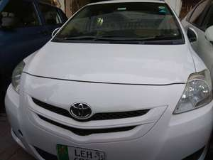 Toyota Belta Cars For Sale In Lahore Verified Car Ads Pakwheels