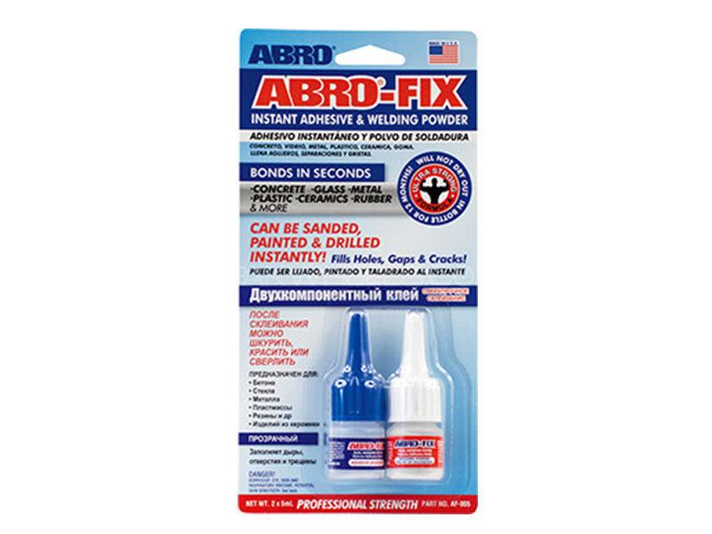ABRO Fix Adhesive & Welding Powder Image-1