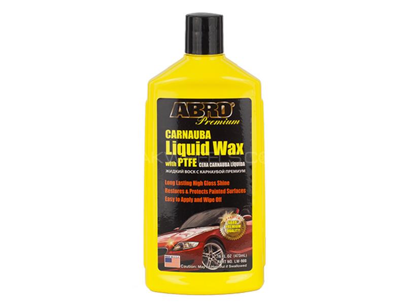 ABRO Premium Carnauba Wax With PTFE Image-1