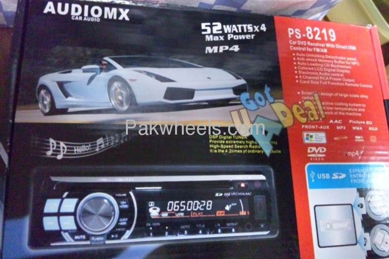 Audio Mx Japan Ps8219  new for sale Image-1