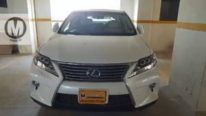 Used Lexus RX Series 450H 2012