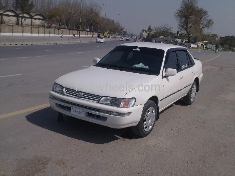 Daewoo Racer 1993 Image-2