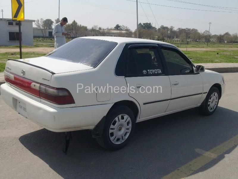 Daewoo Racer 1993 Image-6