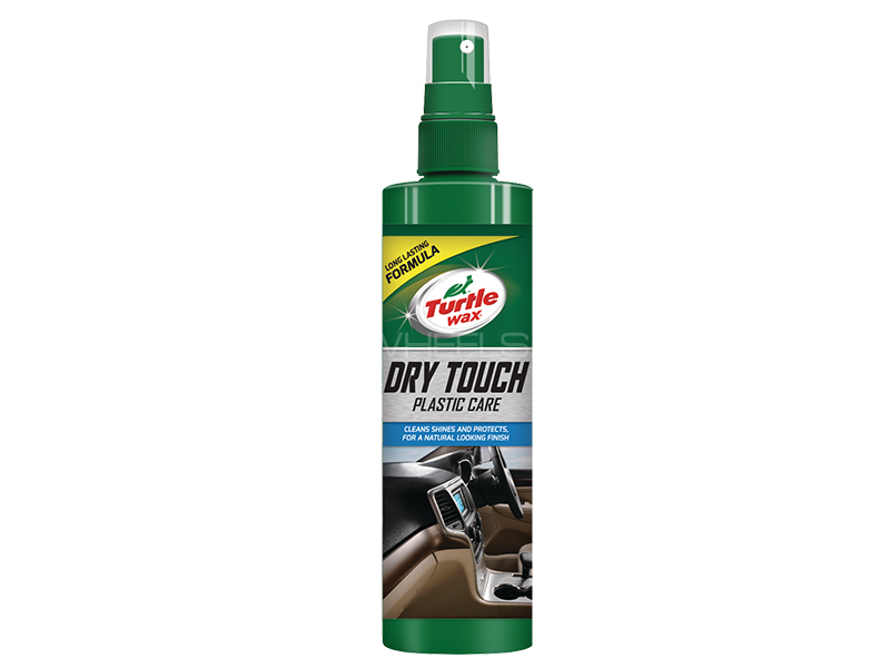 Turtle Wax Dry Touch Plastic Care - 300ml Image-1