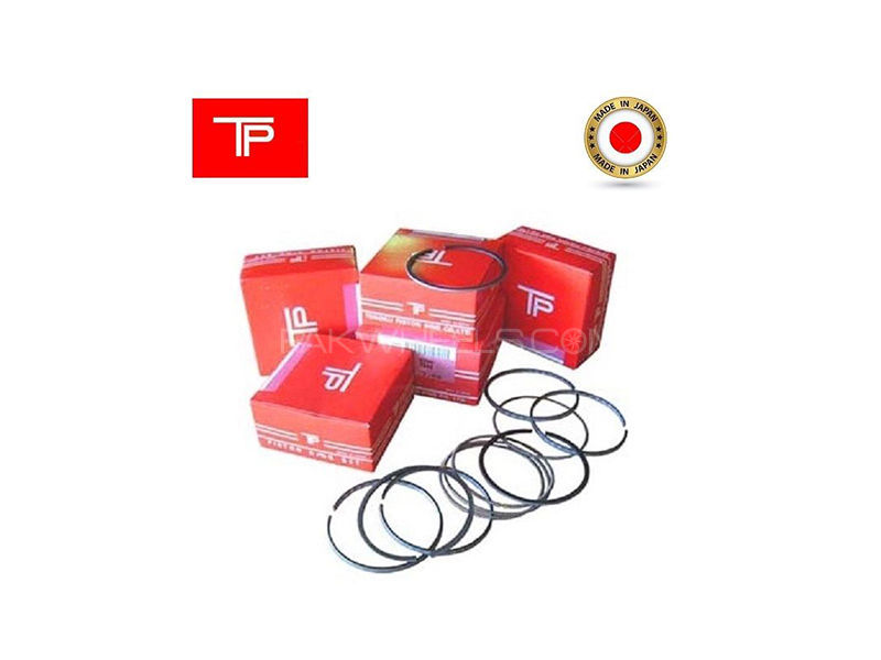Toyota Corolla 1987 - 1991 - TP Ring Set- 4A - Size 0.50 Image-1