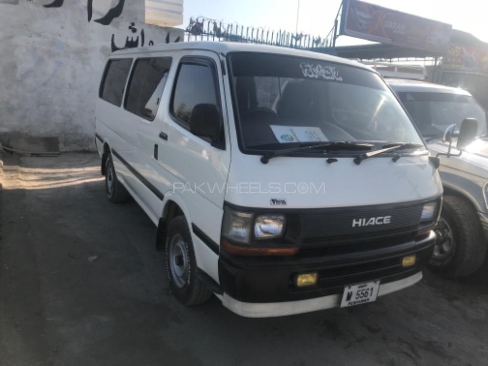 Toyota Hiace 1989 Image-1