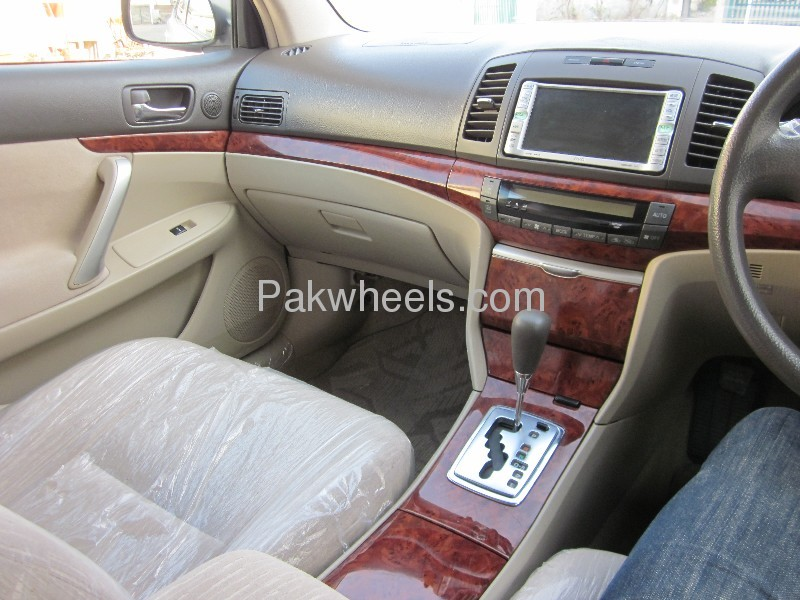 Toyota Allion A18 G PACKAGE LUXURY EDITION 2007 Image-9