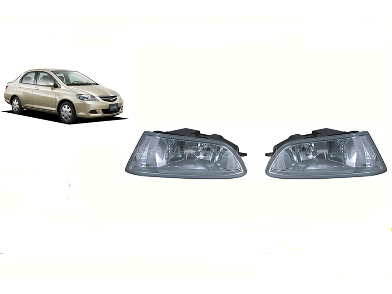 DLAA Fog Lights Honda City 2005 2008