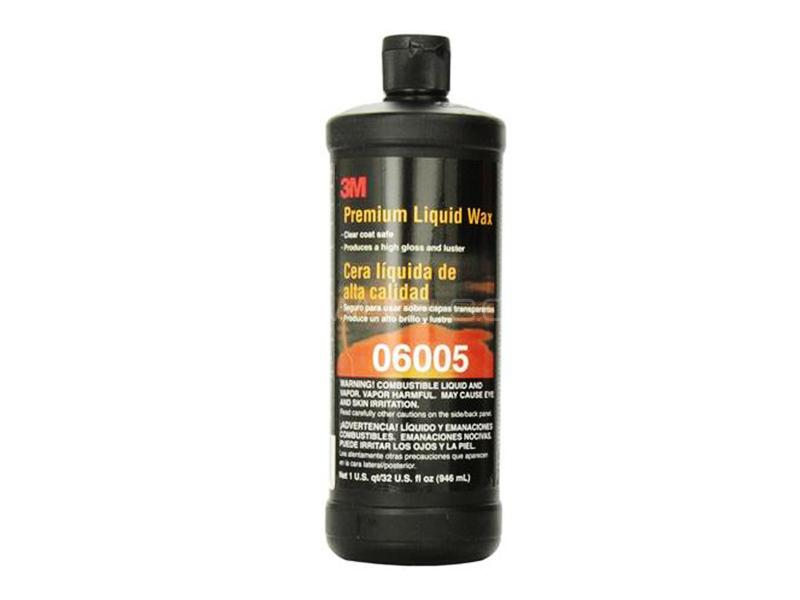 3M Premium Liquid Wax - 1 Quart - 6005 in Lahore