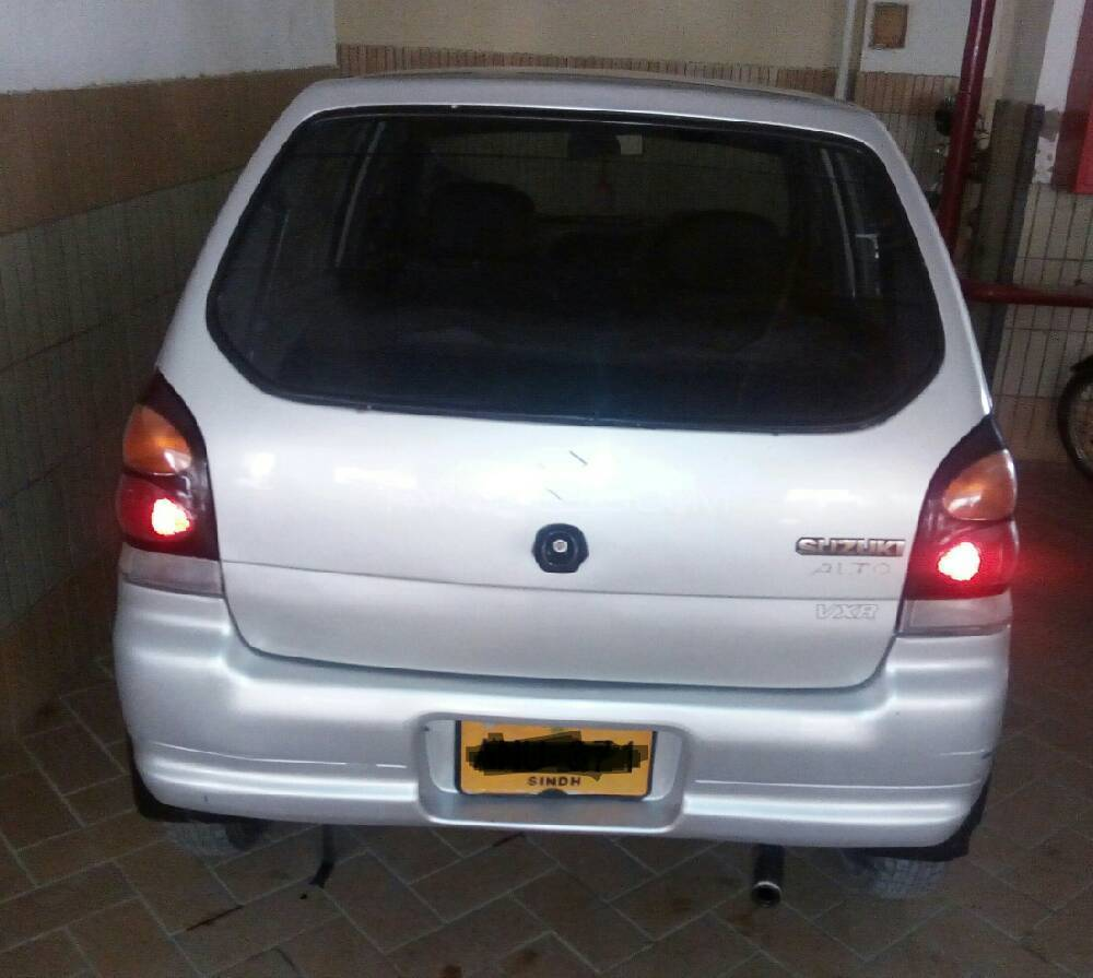 Olx Cars Rawalpindi Islamabad: Suzuki Alto VXR (CNG) 2007 For Sale In Karachi