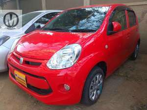 Toyota Passo XL Package
