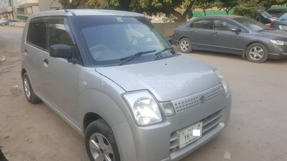 Suzuki Alto GII 2009 Image-1
