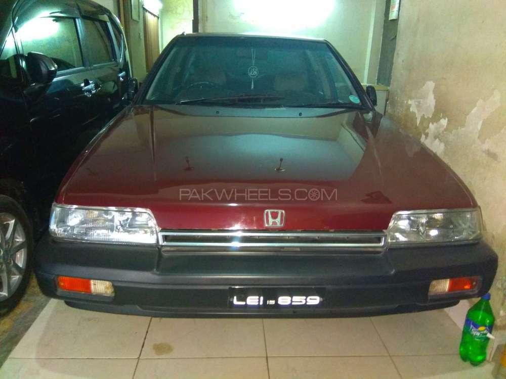 Honda Accord 1987 Image-1