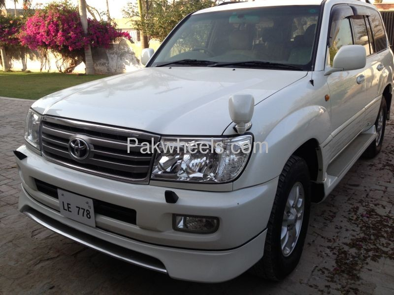 Toyota Land Cruiser 2004 Image-1