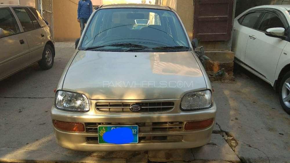Daihatsu Cuore CX Ecomatic 2012 Image-1