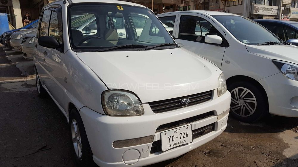 Subaru Pleo A 2008 Image-1