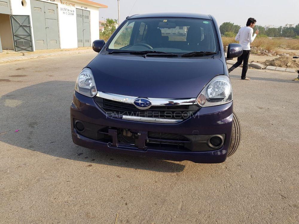Subaru Pleo A 2016 Image-1