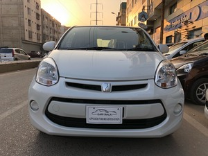 Used Toyota Passo X L Package 2014