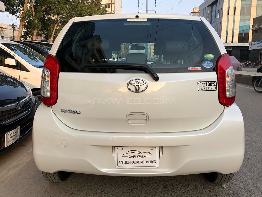 ®GARIWALA® Toyota Passo, 1000cc, Sofa seat,  Pearl White, X-L Package (Eco-idling Stop Technology ) Model 2014, Fresh cleared/import 2018, Original 4-Grade Auction ( Verifiable ), Original 28,352 K.M ( Verifiable ), Keyless Start, Power Steering, Power Windows, Retractable Mirrors,  ABS Braking System, Air-Bags, Traction Control, Original back Camera system, Original Tyre, Back camera , DvD/CD, Genuine/Guaranteed.