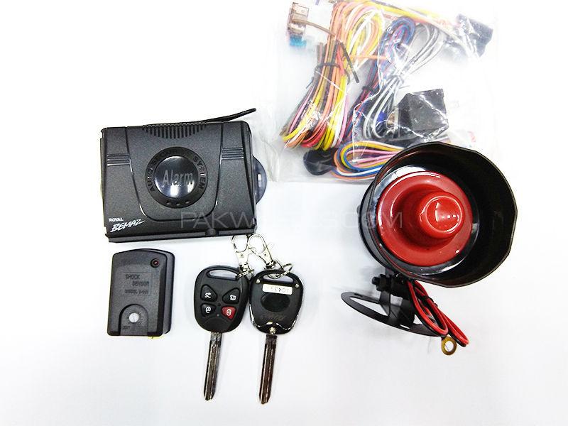 Bemaz Car Alarm System - K-11 in Lahore